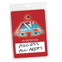 Access All Areas - Asia Live in Moscow — Asia