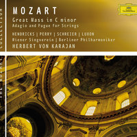 Mozart: Great Mass — Герберт фон Караян