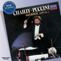 Puccini: Orchestral Music — Riccardo Chailly, Radio-Symphonie-Orchester Berlin, Radio-Symphonie-Orchester Berlin [Orchestra]