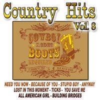Country Hits Vol.8 — The Cowboy Band