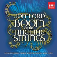 Boom of the Tingling Strings — Jon Lord, Nelson Goerner & Odense Symfoniorkester & Paul Mann