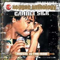 Reggae Anthology: Music Is The Rod — Garnet Silk