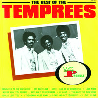 The Best Of The Temprees — Temprees
