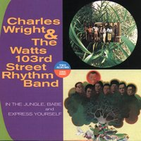 In The Jungle, Babe/Express Yourself — Charles Wright & The Watts 103rd. Street Rhythm Band, Charles Wright, The Watts 103rd. Street Rhythm Band