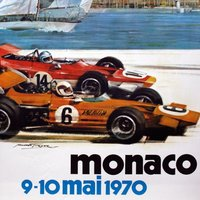 Monaco Grand Prix 1970 — High School Music