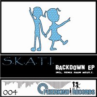Backdown EP — S.k.a.t.i.