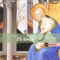 Bach: Magnificat / Cantatas 4, 11 & 50 / Easter Oratorio — Иоганн Себастьян Бах, Andrew Parrott/Taverner Consort/Taverner Players/Emily Van Evera/Emma Kirkby/Evelyn Tubb/Caroline Trevor/Margaret Cable/Howard Crook/Wilfried Jochens/Simon Grant/Stephen Charlesworth/Charles Daniels/David Thomas/Peter Kooy/Rachel Platt