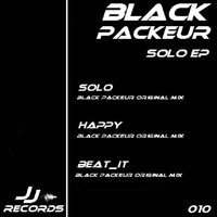 Solo EP — Black Packeur