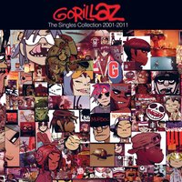 The Singles Collection 2001-2011 — Gorillaz