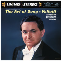 Valletti - The Art of Song — Cesare Valletti