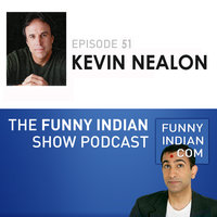 The Funny Indian Show Podcast Episode 51 — Rajiv Satyal