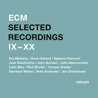 Selected Recordings IX - XX — сборник