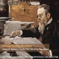 Rimsky-Korsakov: Capriccio Espagnol, The Tale of Tsar Saltan & May Night — André Cluytens, Николай Андреевич Римский-Корсаков