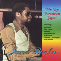 The Lost Paramount Tapes — James Booker