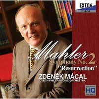 Mahler: Symphony No.2 ''Resurrection'' — Czech Philharmonic Orchestra, Zdenek Macal, Густав Малер