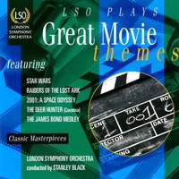 Great Movie Music — London Symphony Orchestra, John Towner Williams, John Barry, Elmer Bernstein, Monty Norman, Maurice Jarre, Рихард Штраус