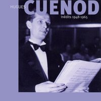 Hugues Cuenod : Inédits 1948-1965 — Multi-interprètes, Карл Мария фон Вебер