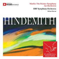 Mathis The Painter Symphony for Orchestra — Milan Horvat