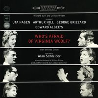Who's Afraid of Virginia Woolf? — Original Broadway Cast of Who's Afraid of Virginia Woolf?