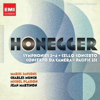20th Century Classics: Honegger — сборник