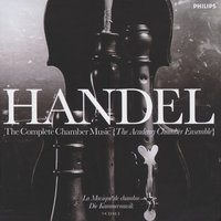 Handel: Complete Chamber Music — Academy Chamber Ensemble