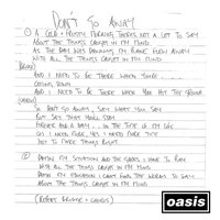 Don't Go Away — Oasis