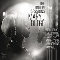 The London Sessions — Mary J. Blige