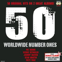 50 Worldwide Number Ones — Pat Boone