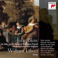 Blow & Lawes - An Ode and English Songs — Rene Jacobs