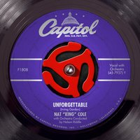 Unforgettable — Nat King Cole