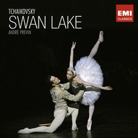 Tchaikovsky: Swan Lake - Ballet in four acts Op. 20 — André Previn, Пётр Ильич Чайковский