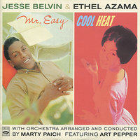 Mr. Easy / Cool Heat — Jesse Belvin, Ethel Azama, The Marty Paich Orchestra