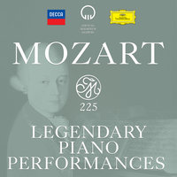 Mozart 225: Legendary Piano Performances — сборник