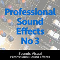 Professional Sound Effects No 3 — Sounds Visual