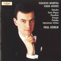Selected Piano Works — Paul Komen