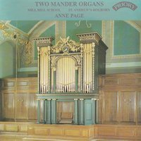 Two Mander Organs — Anne Page