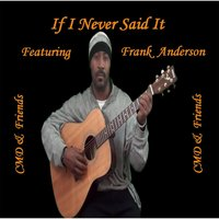 If I Never Said It (feat. Frank Anderson) — CMD & Friends
