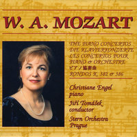 W. A. Mozart - The Piano Concertos — Jiri Tomasek, Christiane Engel & The Stern Orchestra