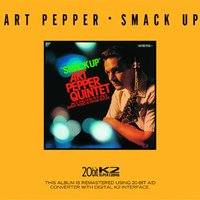 Smack Up — Art Pepper Quintet