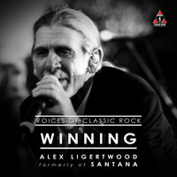 "Live By The Waterside ""Winning"" Ft. Alex Ligertwood of Santana — Alex Ligertwood, The Voices of Classic Rock"