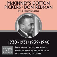 Complete Jazz Series 1930 - 1940 — Mckinney's Cotton Pickers & Don Redman And His Orchestra