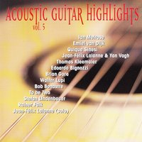 Acoustic Guitar Highlights, Vol. 5 — сборник