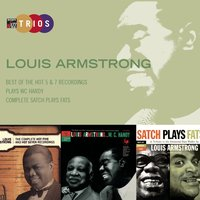 Sony Jazz Trios — Louis Armstrong