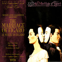 Mozart: The Marriage of Figaro — Herbert von Karajan, Wiener Philharmoniker, Mirella Freni, Jose Van Dam, Frederica Von Stade, Chorus of the Vienna State Opera, Вольфганг Амадей Моцарт