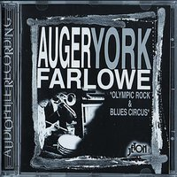 Olympic Rock & Blues Circus — Auger, York, Farlowe