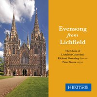 Evensong from Lichfield — Jeremiah Clarke, Charles Villiers Stanford, Thomas Tomkins, Peter Philips, Maurice Greene, Hans Leo Hassler