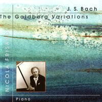 The Goldberg Variations — FRISARDI, Nicola