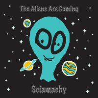 The Aliens Are Coming — Sciamachy