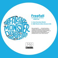 Freefall — The Far Out Monster Disco Orchestra