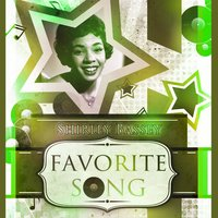 Favorite Song — Shirley Bassey